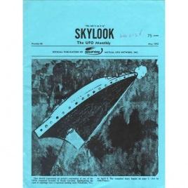 Skylook (later: MUFON UFO Journal) (1972-1976)