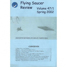 Flying Saucer Review (2002-2003)