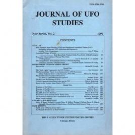 Journal of UFO Studies, The (1989-2000)