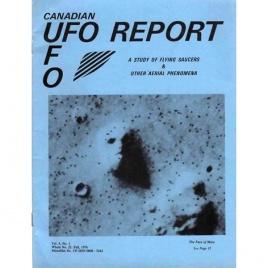 Canadian UFO Report (1977-1979)