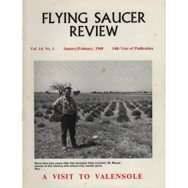 Flying Saucer Review (1968-1969)