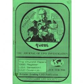 Quest Magazine (Birdsall) (1985-1991)