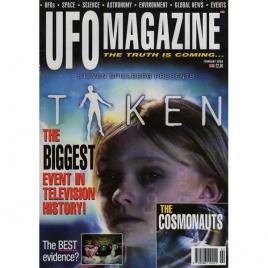 UFO Magazine (Birdsall, UK) (2003-2004)