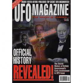 UFO Magazine (Birdsall, UK) (2002)