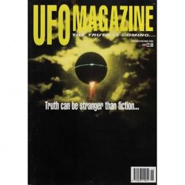 UFO Magazine (Birdsall, UK) (2000)