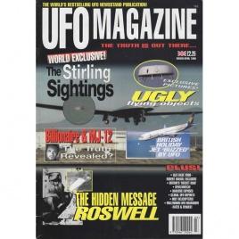 UFO Magazine (Birdsall, UK) (1999)