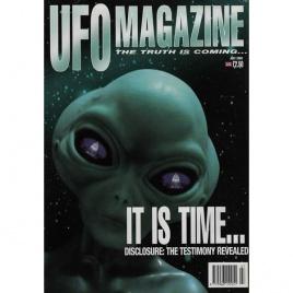UFO Magazine (Birdsall, UK) (2001)