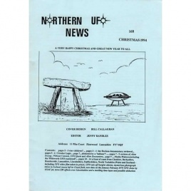 Northern UFO News (1995-2001)