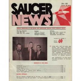 Saucer News (1965-1970)