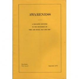 Awareness (1972-1982)