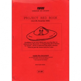 Project Red Book (2000-2003)
