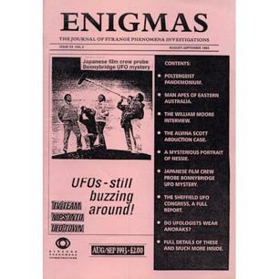 Enigmas (1992-1996)