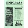 Enigmas (1989-1999) - 38 - Nov-Dec 1994