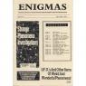 Enigmas (1989-1999) - 40 - May-June 1995