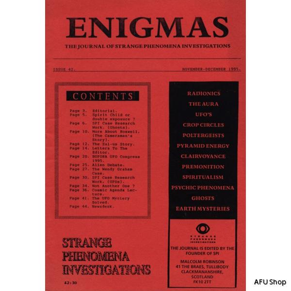Enigmas42