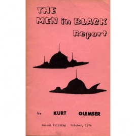 Glemser, Kurt: The men in black report