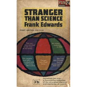 Edwards, Frank: Stranger than science (Pb)