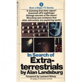 Landsburg, Alan: In search of extraterrestrials (Pb)