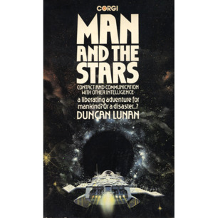 Lunan, Duncan: Man and the stars (Pb)