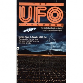 Randle, Kevin D.: The UFO casebook (Pb)