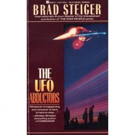 Steiger, Brad [Eugene E. Olson]: The UFO abductors