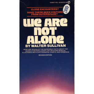 Sullivan, Walter: We are not alone. The search for intelligent life on other worlds (Pb)
