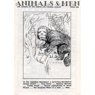 Animals & Men 1994-1997 - No 1, 1994, 31 pages