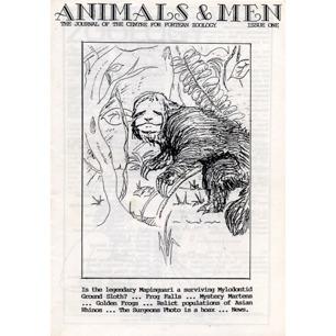 Animals & Men 1994-1997 - No 1, 1994, 31 pages