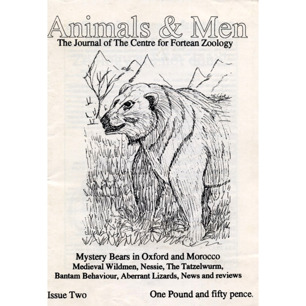 Animals & Men 1994-1997 - No 2, 1994, 31 pages