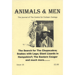 Animals & Men 1998-2002 - No 16, 1998