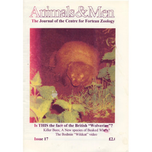 Animals & Men 1998-2002 - No 17, 1998