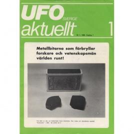 UFO Sverige aktuellt 1980-1984