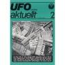 UFO Sverige aktuellt 1980-1984 - No 2, 1981, Årgång 2