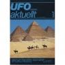 UFO Sverige aktuellt 1980-1984 - No 1, 1982, Årgång 3