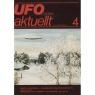UFO Sverige aktuellt 1980-1984 - No 4, 1982, Årgång 3