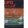 UFO Sverige aktuellt 1980-1984 - No 1, 1983, Årgång 4