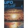 UFO Sverige aktuellt 1980-1984 - No 4, 1983, Årgång 4