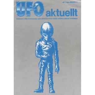 UFO aktuellt 1990-1994 - No 1, 1990, Årgång 11