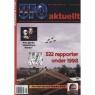 UFO aktuellt 1995-1999 - No 1, 1999, Årgång 20