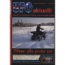 UFO aktuellt 2010-2014 - No 2, 2012, Årgång 33, UFO Norge Årgång 31