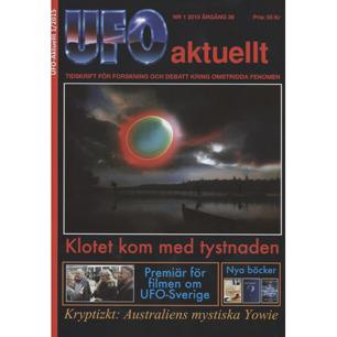 UFO aktuellt 2015 - 2017 - No 1, 2015, Årgång 36, UFO Norge Årgång 34