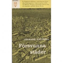 Cottrell, Leonard: Försvunna städer