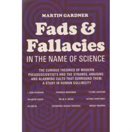 Gardner, Martin: Fads and fallacies in the name of science.