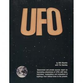 Machlin, Milt with Beckley, Tim: UFO.