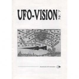 Möller Hansen, Kim (ed.): UFO-vision nr 7