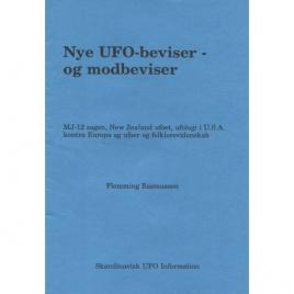 Rasmussen, Flemming O. (ed): Nye UFO-beviser - og modbeviser