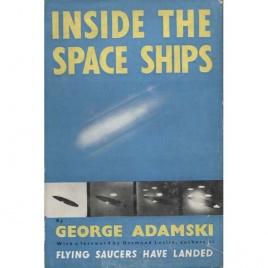 Adamski, George: Inside the space ships