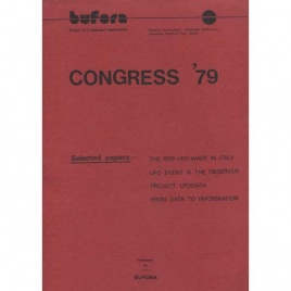 BUFORA: Congress '79. Selected papers