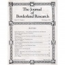 Free magazine if you buy some other item from the AFU Shop! The Journal of Borderland Research - Vol LIV, No 1, First Q 1998