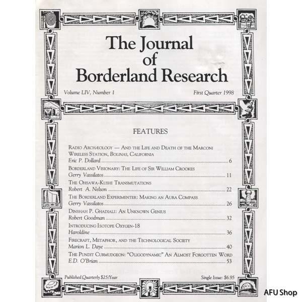 JournalBorderlandResearchVol64No1
